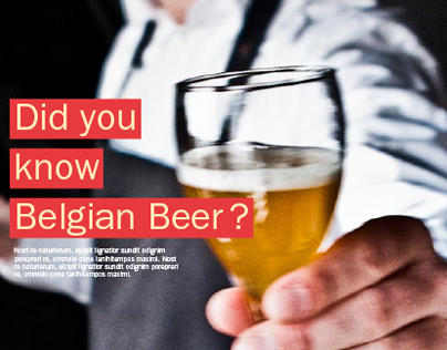 Do You Know Belgian Beer – Booklet