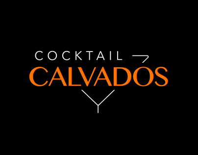 Calvados Cocktail – Logo
