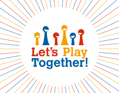 let's play together – Logo