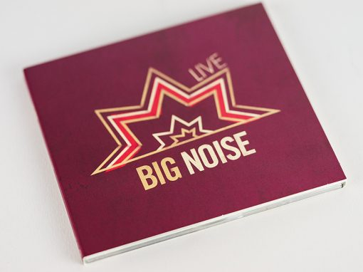 Big Noise – Digipack